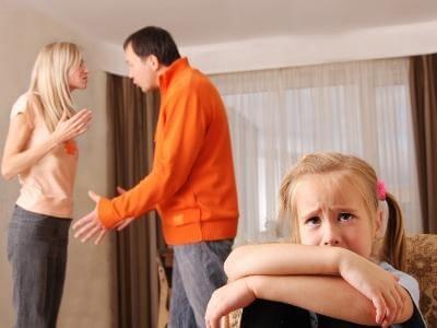 Rozwód rodziców – cierpienie dzieci