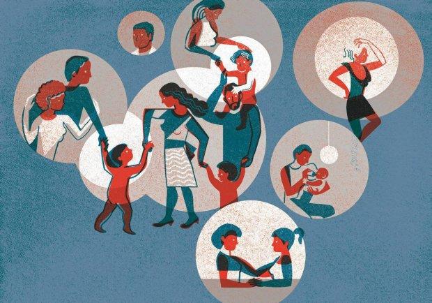 Problemy rodzin patchworkowych