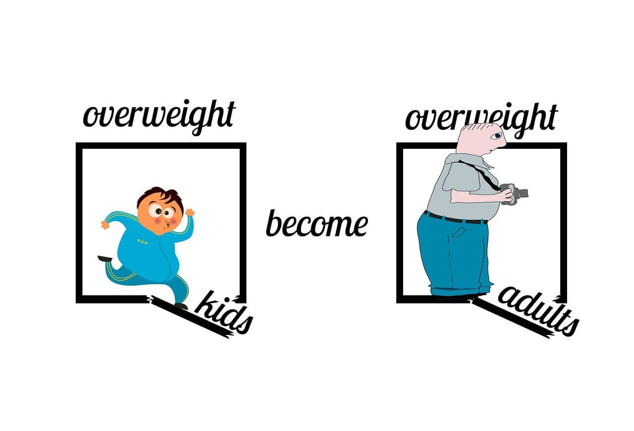 Problemy z nadwagą u dzieci